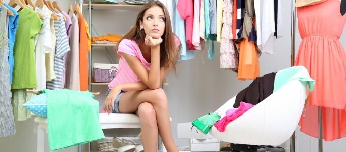 Сдать старую одежду